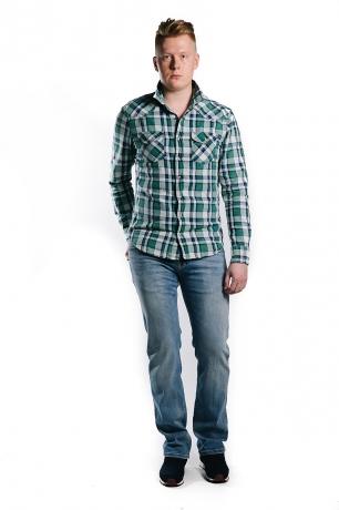 a9747945a6ae Классические мужские джинсы  купить в Москве   Интернет-магазин ...